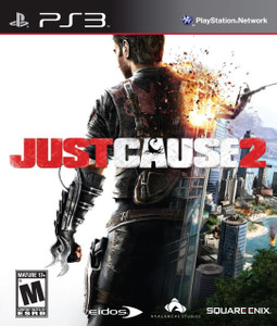 *USED* JUST CAUSE 2 (#788687500791)