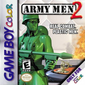 *USED* ARMY MEN 2 [E] (#790561509318)