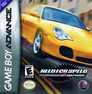 *USED* NEED FOR SPEED PORSCHE UNLEASHED [E] (#802068100087)