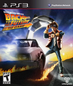 *USED* BACK TO THE FUTURE (#812303010217)