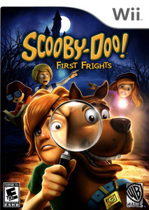 *USED* SCOOBY DOO FIRST FRIGHTS [E10] (#883929077779)
