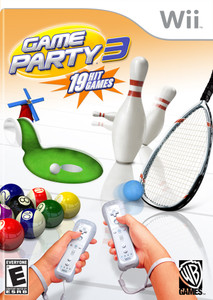 *USED* GAME PARTY 3 [E] (#883929098699)