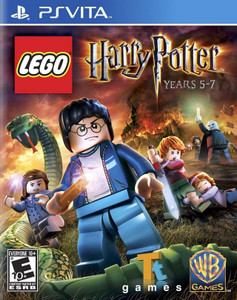 *USED* LEGO HARRY POTTER YEARS 5-7 [E10] (#883929209972)