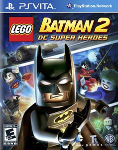 *USED* LEGO BATMAN 2 DC SUPER HEROES (#883929243389)