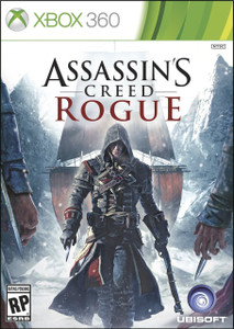 *USED* ASSASSINS CREED ROGUE (#887256000110)