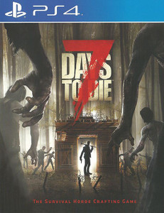 *USED* 7 DAYS TO DIE [M] (#894515001801)