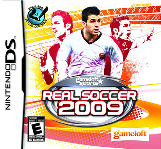 *USED* REAL SOCCER 2009 [E] (#897290002025)