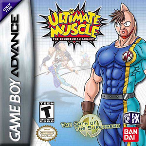 *USED* ULTIMATE MUSCLES (#045557182021)