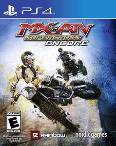 *USED* MX VS ATV SUPERCROSS ENCORE EDITION [E] (#811994020338)