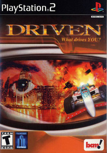 *USED* DRIVEN [T] (#682384620014)