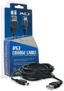 PS3 USB CHARGE CABLE (#813048010821)
