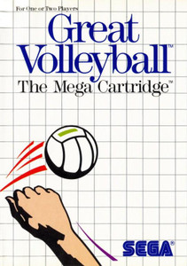 *USED* GREAT VOLLEYBALL (#010086050707)