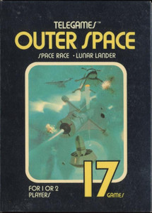 *USED* OUTER SPACE (#448426103521)