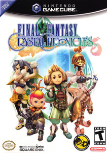 *USED* FINAL FANTASY CRYSTAL CHRONICLES [T] (#045496961275)