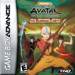 *USED* AVATAR BURNING EARTH [E10] (#785138322575)