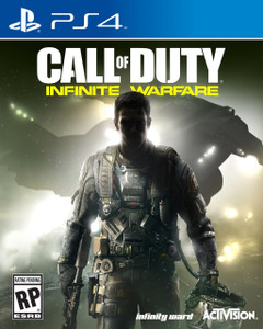 *USED* CALL OF DUTY INFINITE WARFARE [M] (#047875878556)