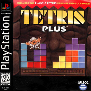 *USED* TETRIS PLUS [E] (#032264500057)