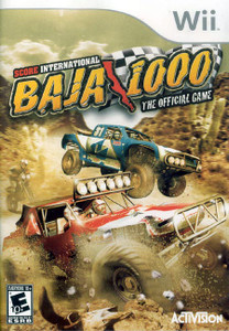 *USED* BAJA 1000 OFF ROAD RACING [E] (#047875756793)