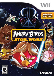 *USED* WII ANGRY BIRDS STAR WARS [E] (#047875767867)