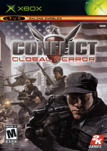 *USED* CONFLICT GLOBAL TERROR [M] (#710425297410)
