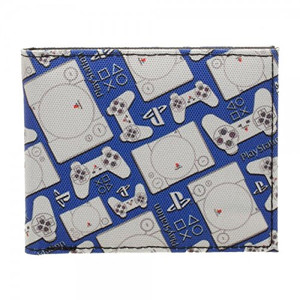 PLAYSTATION SUBLIMATED WALLET (#190371212789)