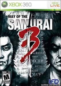 *USED* WAY OF THE SAMURAI 3 (#695771500028)