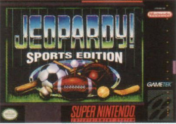 *USED* JEOPARDY SPORTS EDITION (#043948510132)