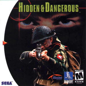 *USED* HIDDEN & DANGEROUS (#710425260629)