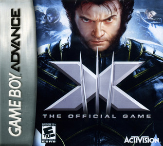 *USED* X MEN THE OFFICIAL GAME [E10] (#047875814431)