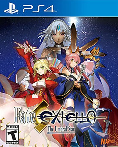 FATE EXTELLA THE UMBRAL STAR [T] (#859716006048)