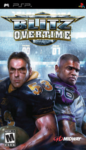 *USED* BLITZ THE LEAGUE OVERTIME [M] (#031719269860)