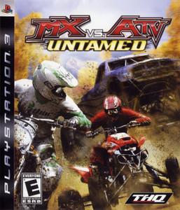*USED* MX VS ATV UNTAMED [E10] (#752919990254)