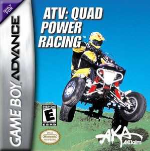 *USED* ATV QUAD POWER RACING [E] (#021481523024)