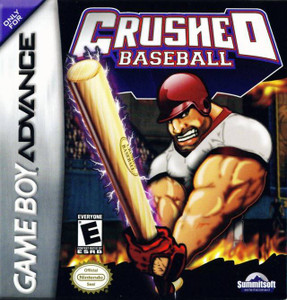 *USED* CRUSHED BASEBALL [E] (#831666900119)