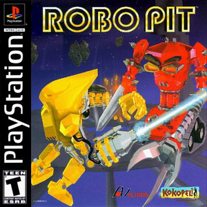 *USED* ROBO PIT [T] (#752919470053)