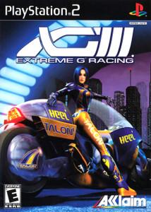 *USED* EXTREME G RACING III [E] (#021481232728)