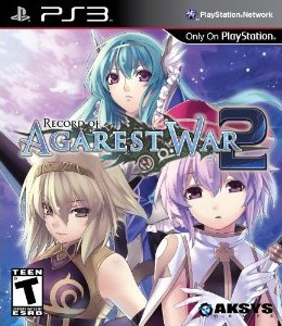 *USED* RECORD OF AGAREST WAR 2 (#893610001594)