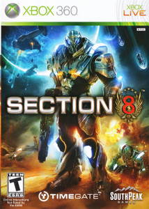*USED* SECTION 8 (#612561700277)