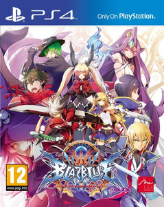 *USED* BLAZBLUE: CENTRAL FICTION (#853736006132)