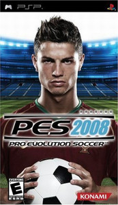 *USED* PRO EVOLUTION SOCCER 2008 [E] (#083717260431)