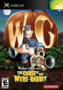 *USED* WALLACE & GROMIT CURSE OF WERE RABIT [E] (#083717300533)