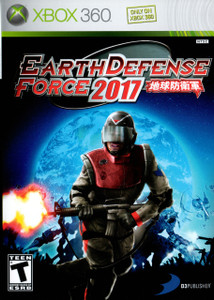 *USED* EARTH DEFENSE FORCE 2017 [T] (#879278210011)