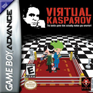 *USED* VIRTUAL KASPAROV [E] (#091493544201)