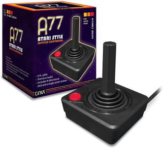 ATARI 2600 A77 PREMIUM JOYSTICK CONTROLLER (#813048018346)