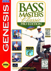 *USED* BASS MASTERS CLASSIC PRO (#785138340081)