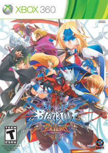 *USED* BLAZBLUE CONTINUUM SHIFT EXTEND LIMITED [T] (#893610001617)