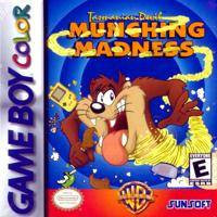 *USED* TAZMANIAN DEVIL MUNCHING MADNESS (#020763110532)