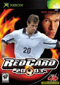 *USED* RED CARD SOCCER [E] (#031719300129)