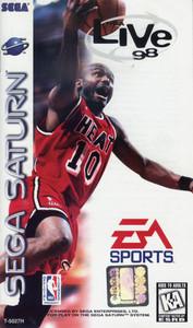 *USED* NBA LIVE 98 (#014633078411)