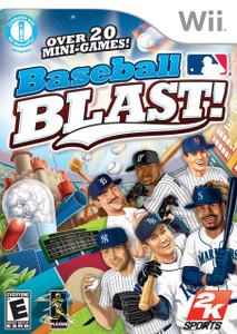 *USED* BASEBALL BLAST [E] (#710425347009)